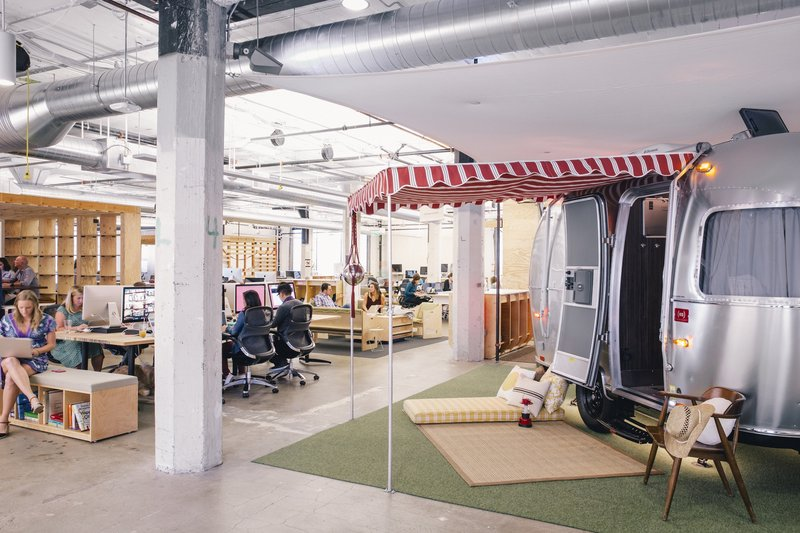 airbnb airbnb office