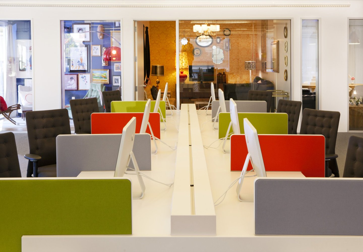 cool office interiors. Cool Office Dividers. Airbnb Dividers O Interiors T