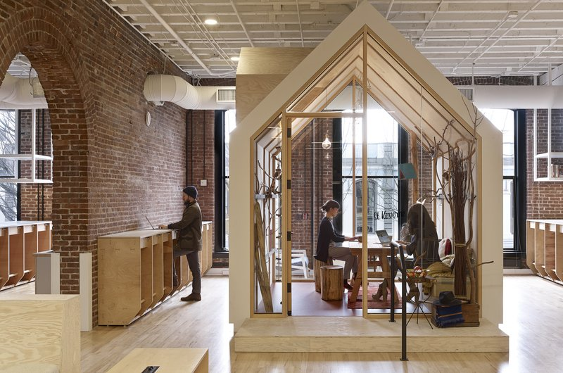 creating office space. Airbnb Portland Office Creating Space P