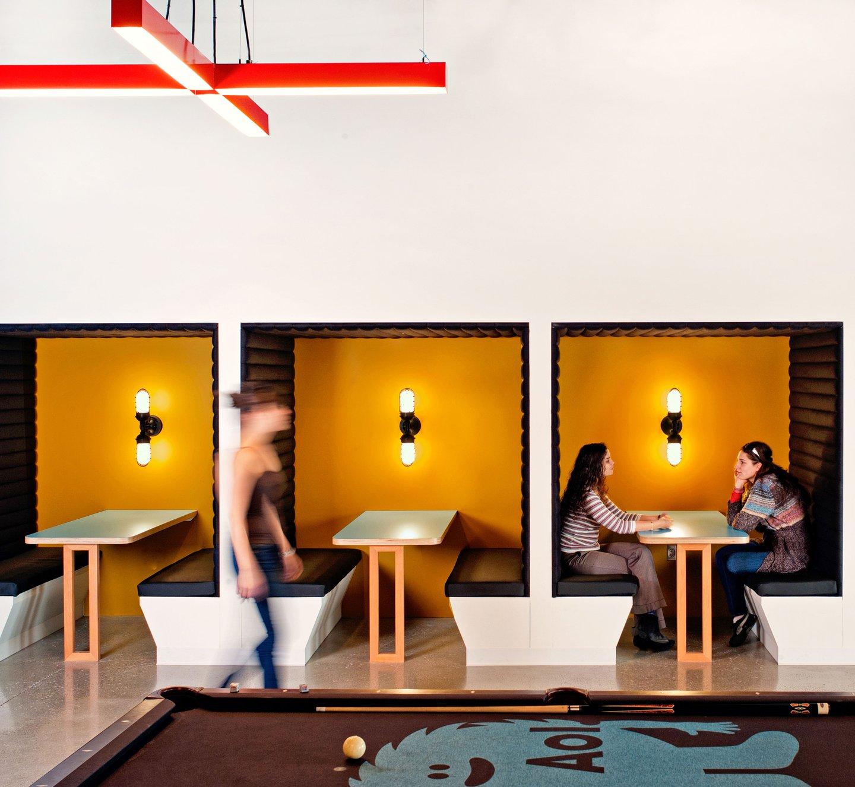 Phone room office space photos custom spaces - Aol