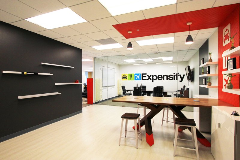 Branding Office Photos - Custom Spaces