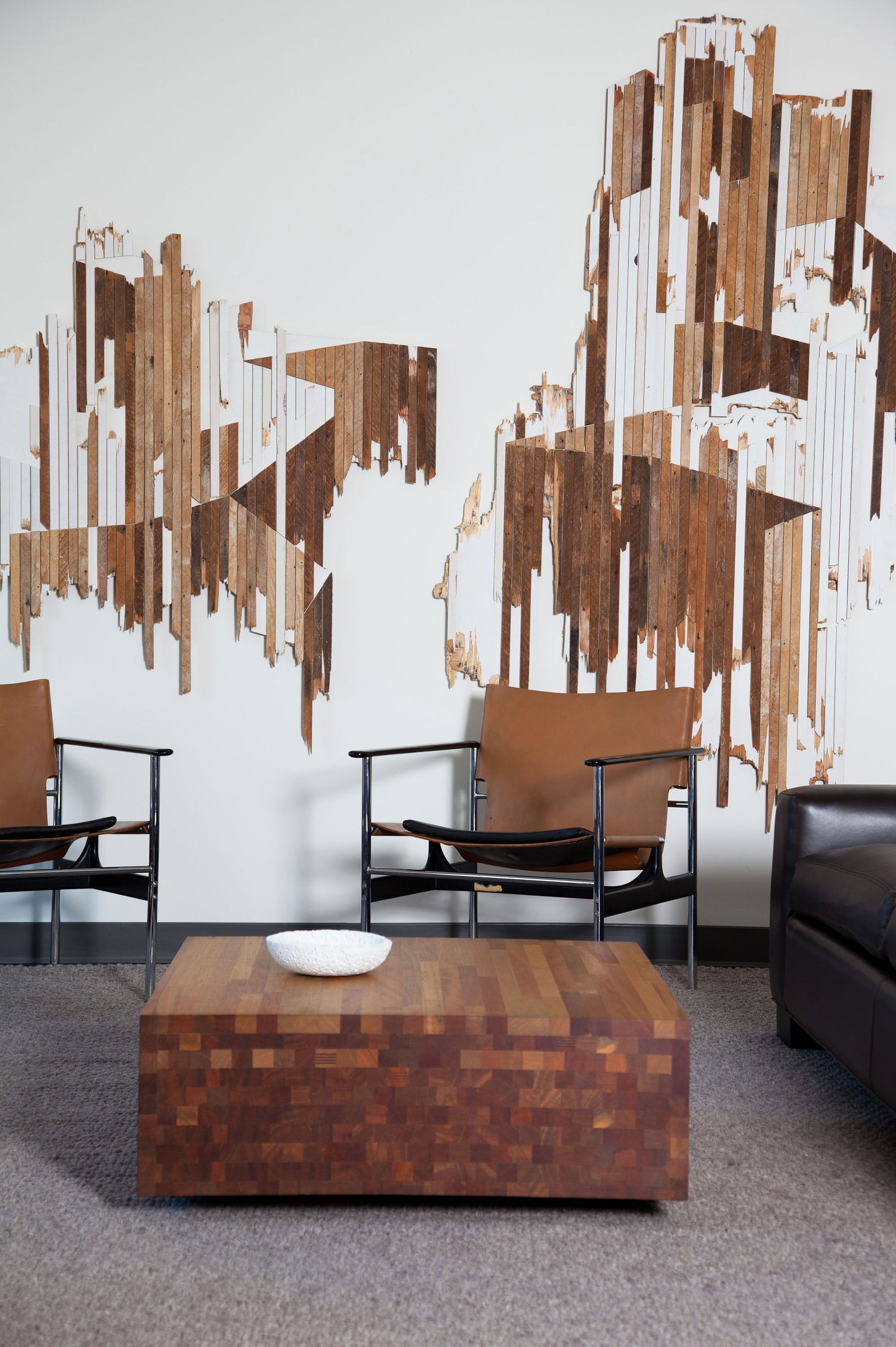 Culture Wall fice s Custom Spaces