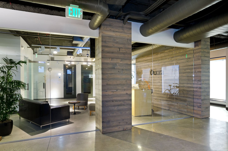 Quora Meeting Room - Custom Spaces