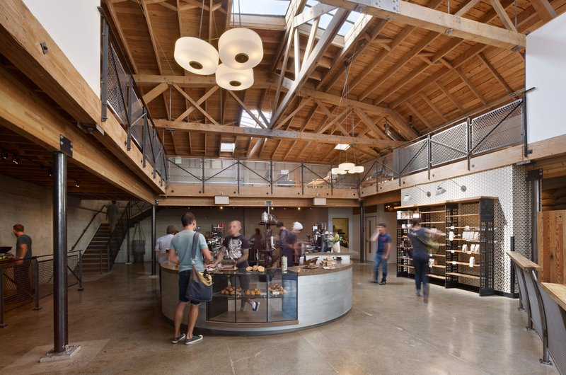 Sightglass Coffee Office
