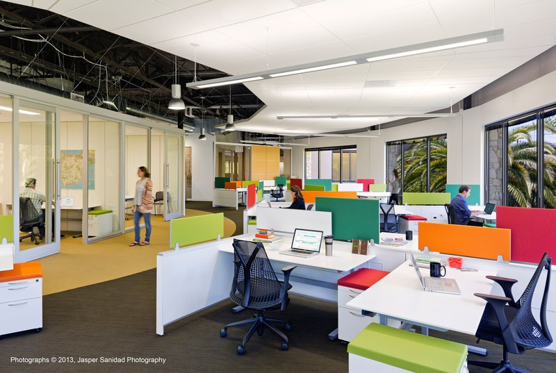 Undisclosed global tech company office for Office pictures