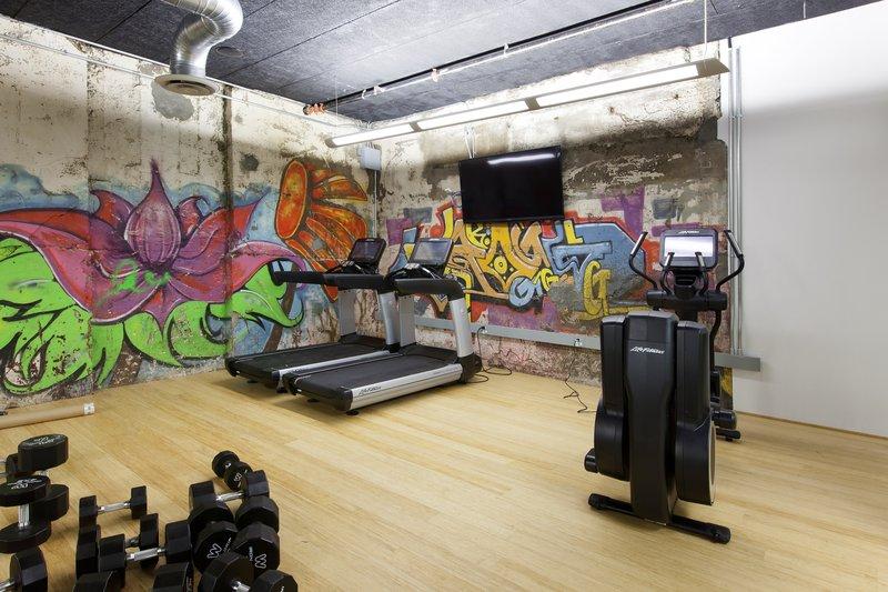 Gym office space photos custom spaces
