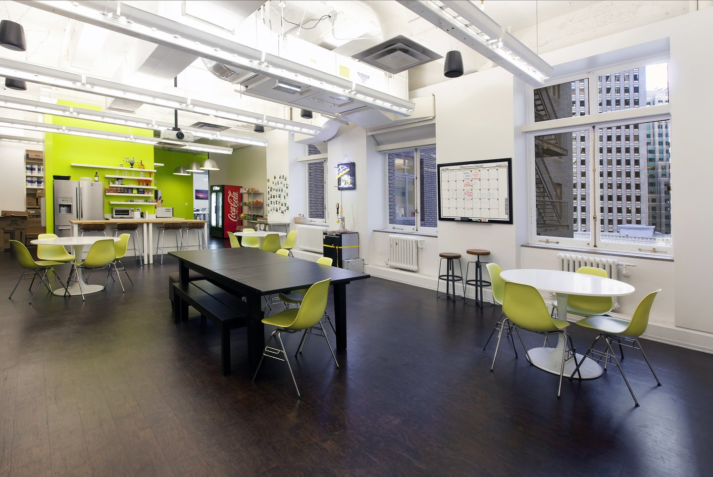 zillow office lounge space custom spaces